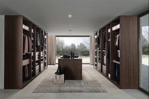 tecnopolis free cabina armadio presotto legno personalizzabile